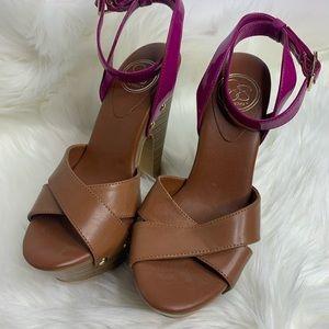 Jessica Simpson High Heel Open Toe Sandals